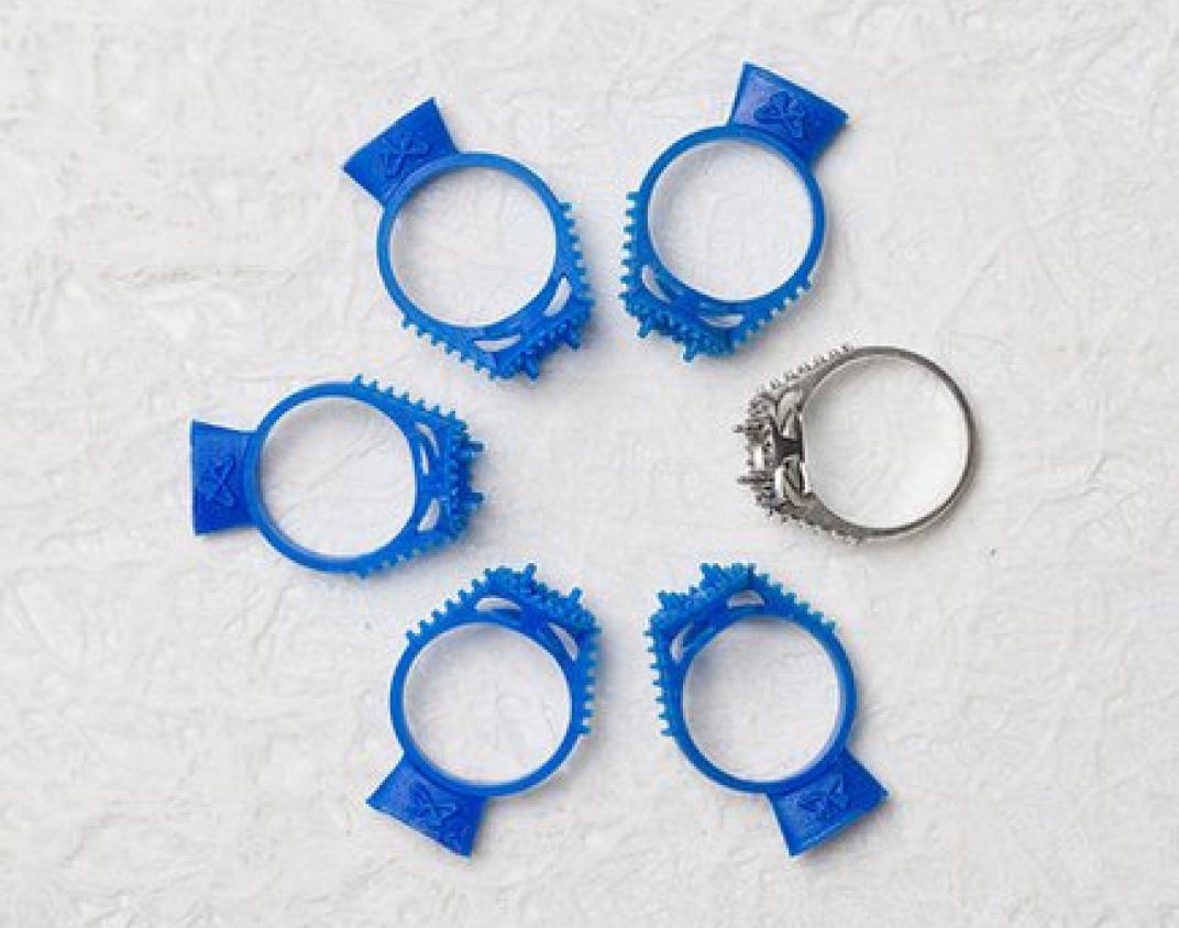 Stampa 3D di gioielli: parametri di progettazione di base, supporti e orientamento