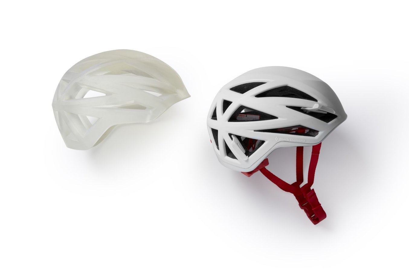 Der Form 3L eignet sich zum 3D-Druck größerer Prototypen wie etwa eines maßstabsgetreuen Helms.
