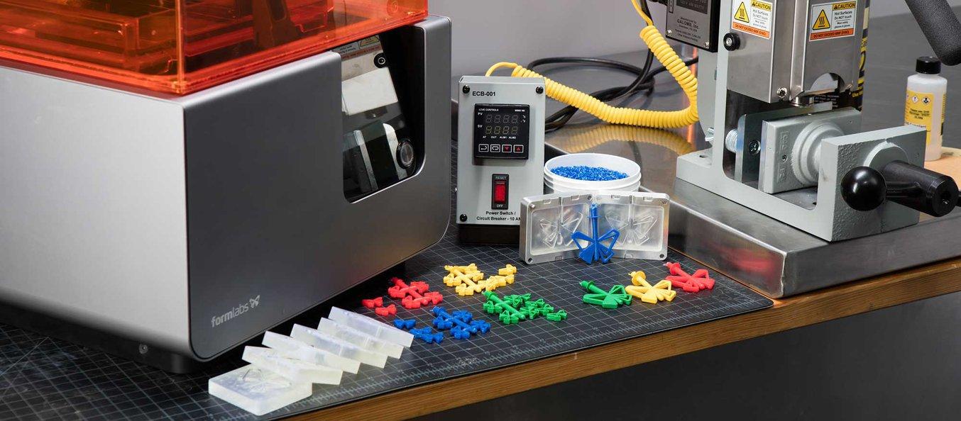 seminario web de fabricación de moldes