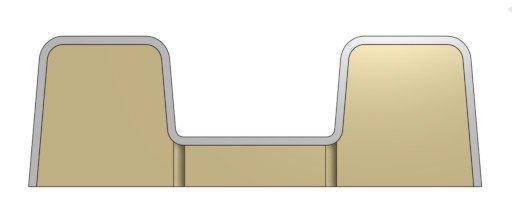 Añadir orificios de ventilación permite que el vacío circule por las cavidades interiores, lo que beneficia al proceso de moldeo en vacío.