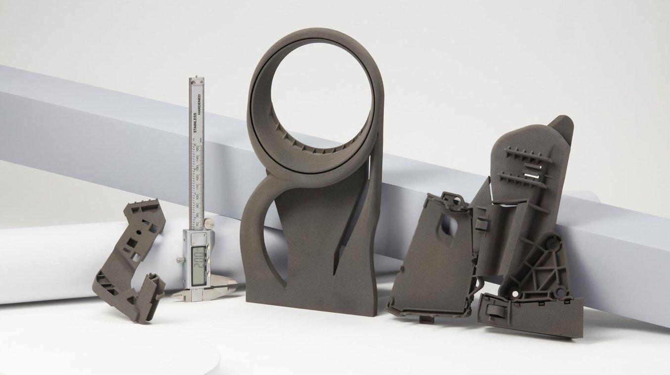 Brose - 3D gedruckte Teile - SLS