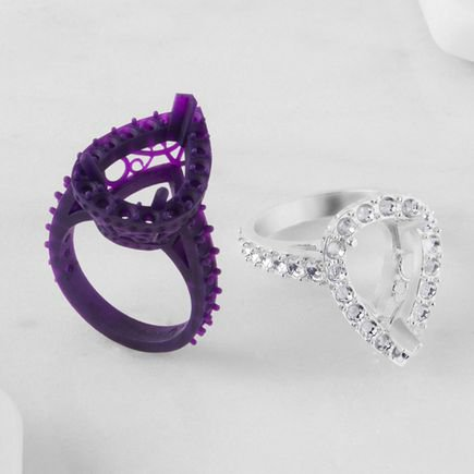 3D Printing for Jewelry Retailers & Casting Houses | Formlabs