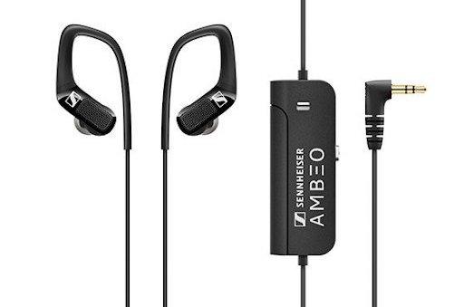 Sennheiser AMBEO earphones