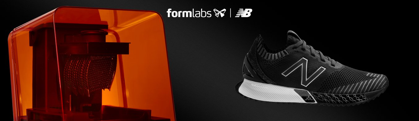 Innovazione - New Balance e Formlabs