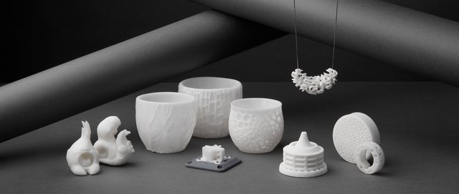 Introducing Ceramic Resin for the Form 2 | Formlabs