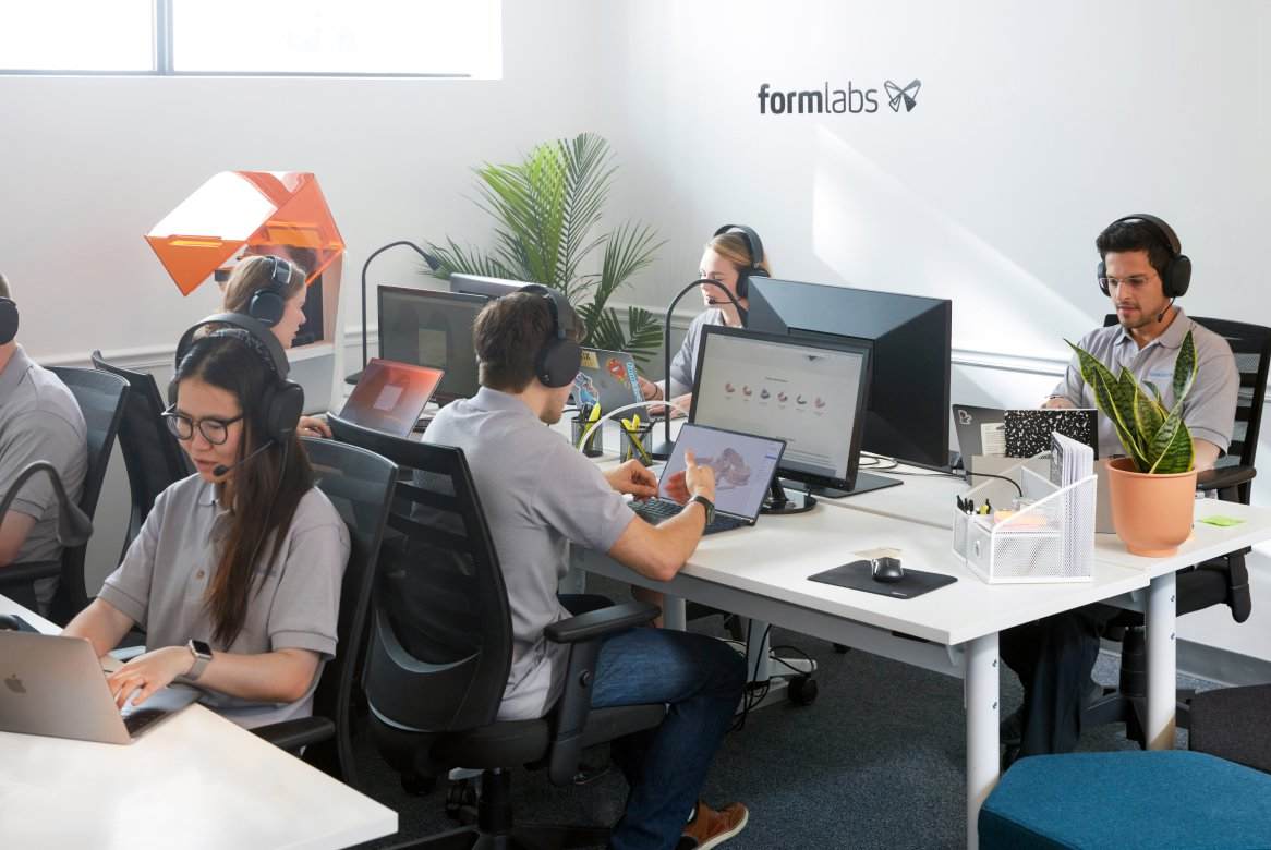 Formlabs Support Team