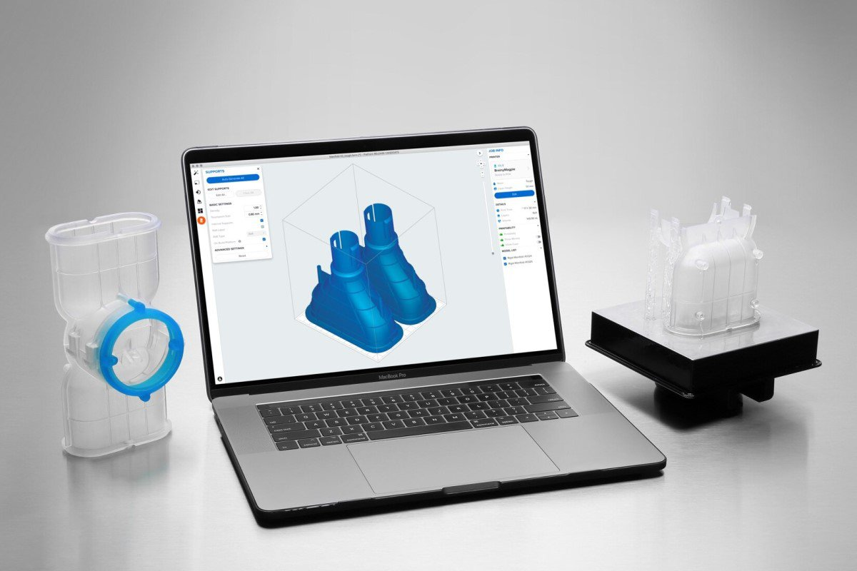 Design - Software for 3D printing
