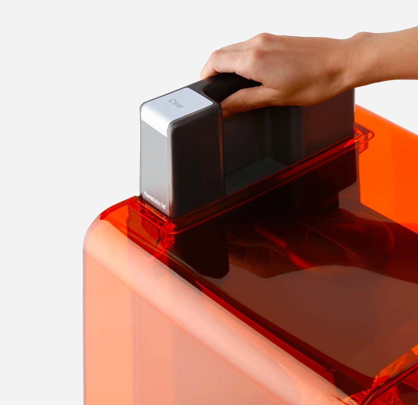 Formlabs - Materials - Resin cartridge