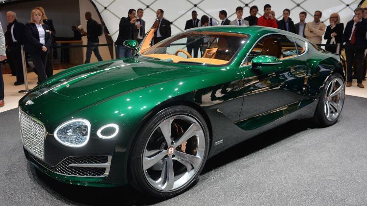 Bentley ha utilizzato la tecnologia di stampa in metallo per creare parti complesse con precisione millimetrica. (fonte: Bentley)