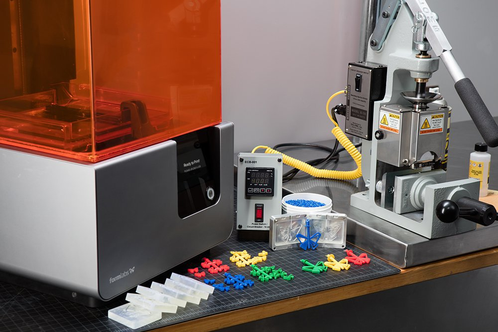 3D printing - Injection Molding
