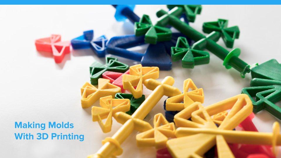 Seminario web de Formlabs: cómo fabricar moldes con la impresión 3D