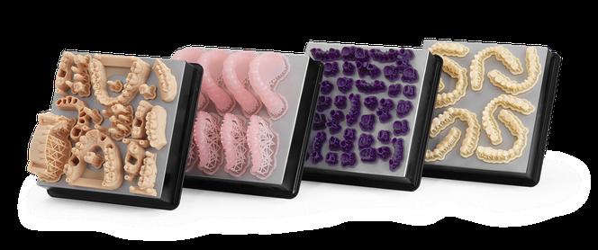 build plataforms dental
