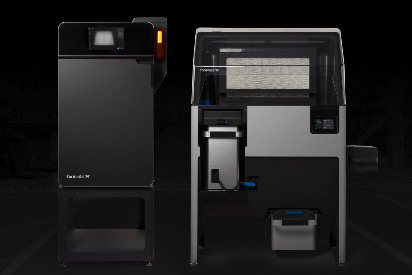 SLS 3D printer system- Fuse 1 & Sift