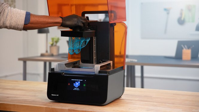 Introduction to stereolithography (SLA) 3D printing