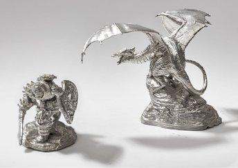 highlight image for Comment fabriquer des miniatures en métal grâce à l'impression 3D