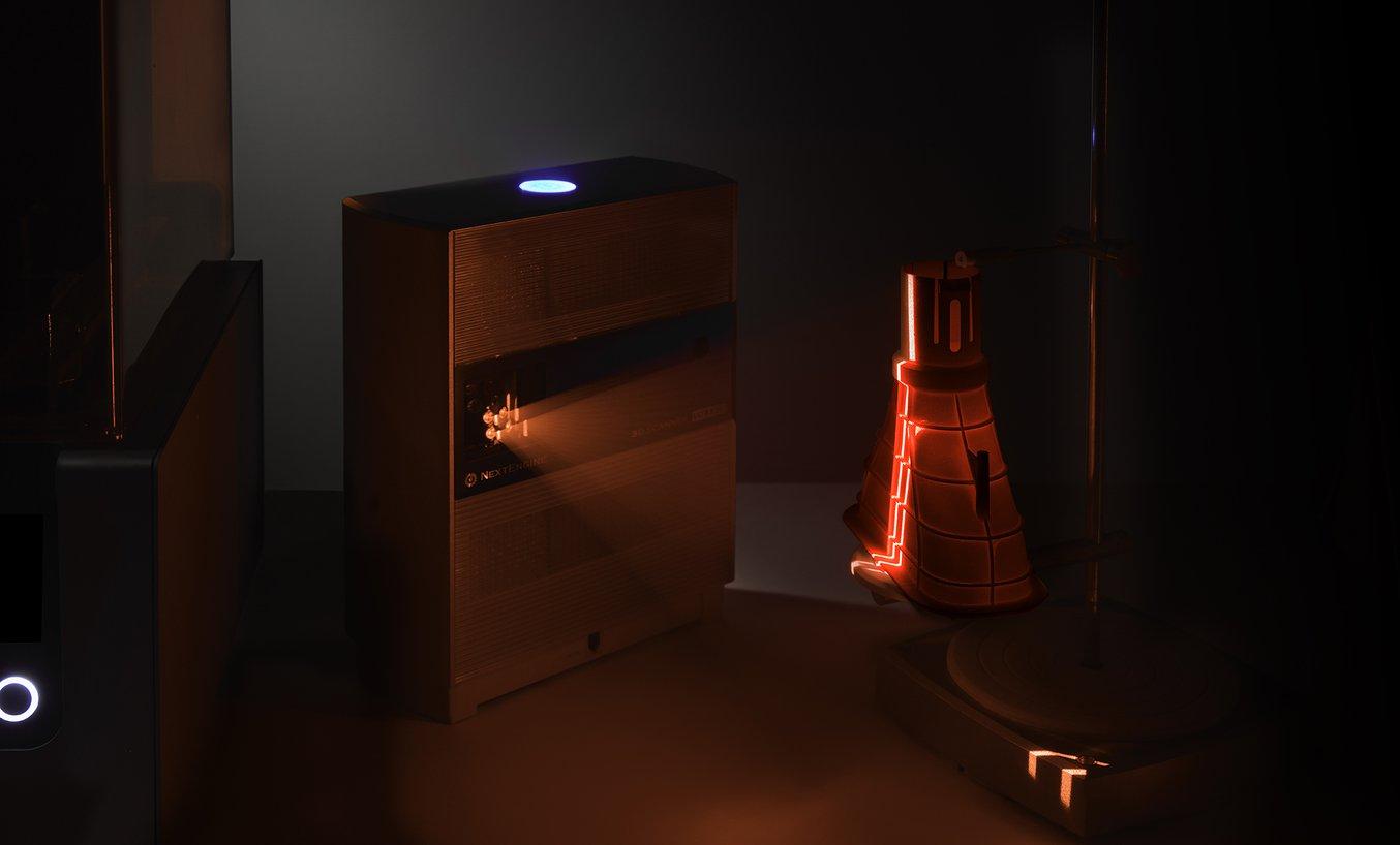 Scopri come usare la scansione e la stampa 3D per l'ingegneria inversa nel nostro whitepaper.