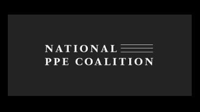 National PPE Coalition logo