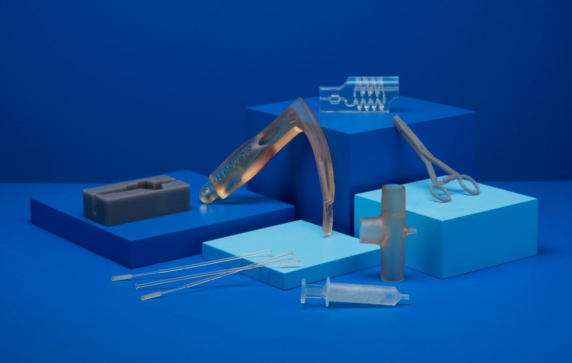 3D Printing for Medical Device Firms