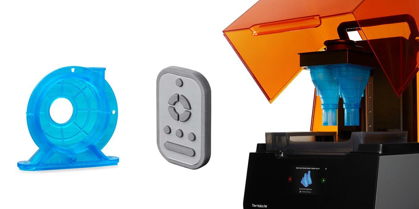 3d printing - Engineering parts - Formlabs