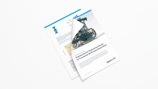 white paper engineering fit optimizing design for functional 3d printed assemblies