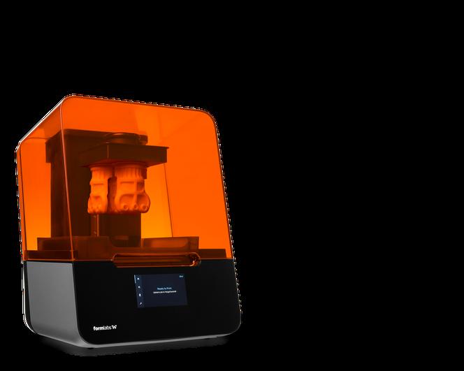 Compare Formlabs SLA 3D Printer Tech Specs | Formlabs