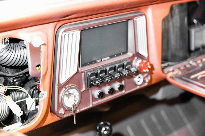 Ringbrothers usa la stampa 3D per creare parti destinate all'uso finale come questa bocchetta di aerazione.