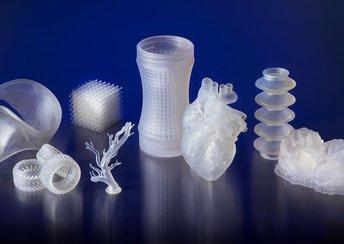 highlight image for Wir präsentieren Elastic Resin: ein weiches, widerstandsfähiges 3D-Druckmaterial