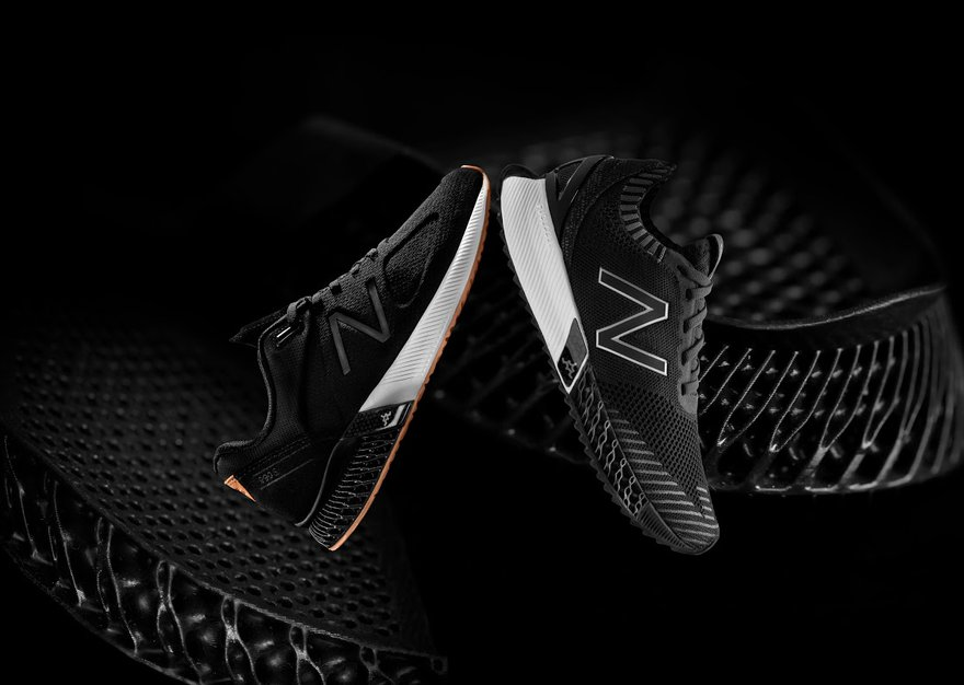 highlight image for Continuous Innovation From New Balance and Formlabs