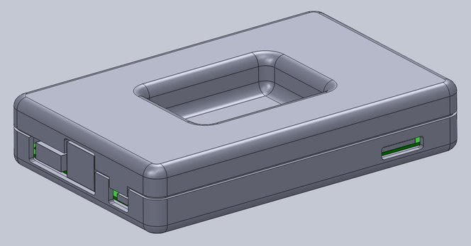 3d printing snap fit - This basic snap fit enclosure can be adapted for nearly any small electronic component.