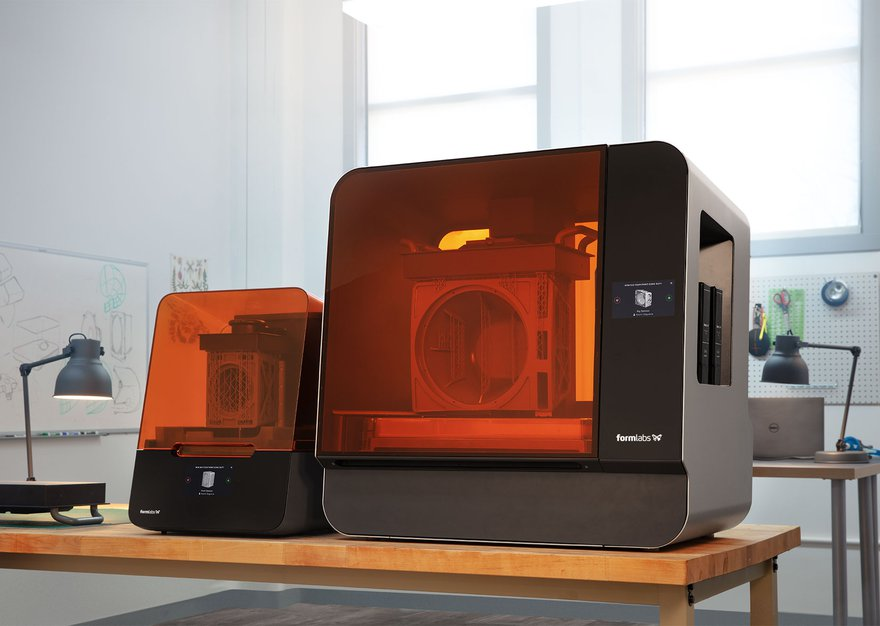 highlight image for Introducing the Form 3 and Form 3L, Powered by Low Force Stereolithography