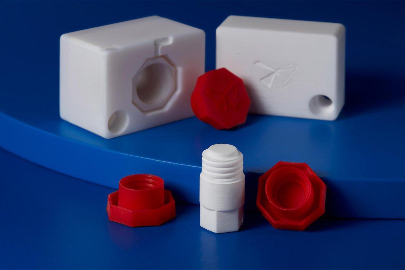3D-gedruckte Spritzgussformen können auch auf andere Weisen genutzt werden.