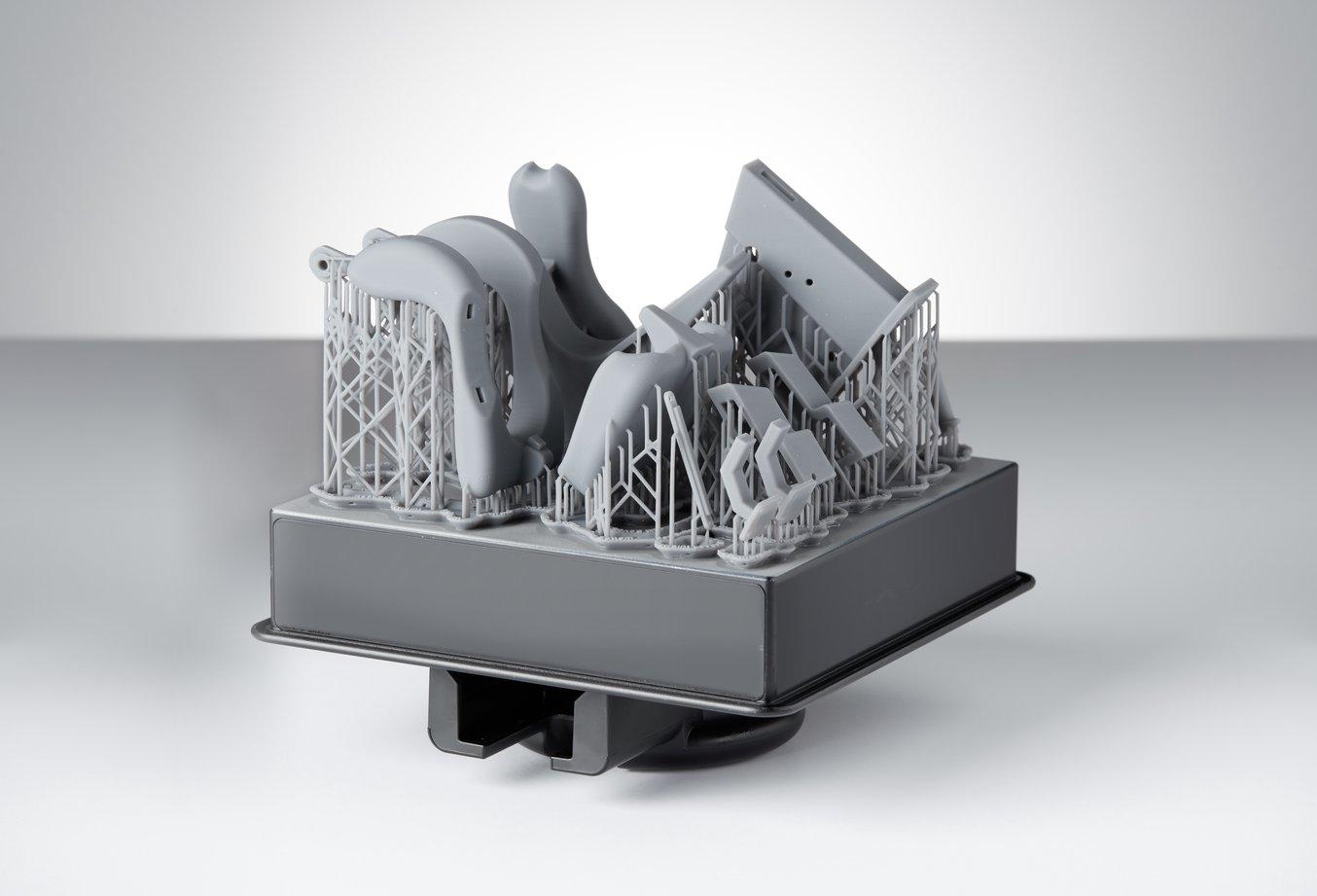 Piccole parti usate nei modelli dei treni.